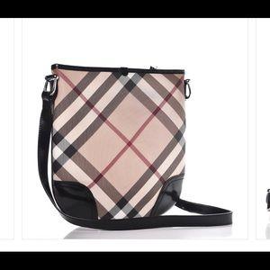 Burberry crossbody handbag